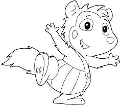 Malvorlage Bobo Siebenschlafer Coloring And Malvorlagan In 2021 Bobo Mario Characters Art
