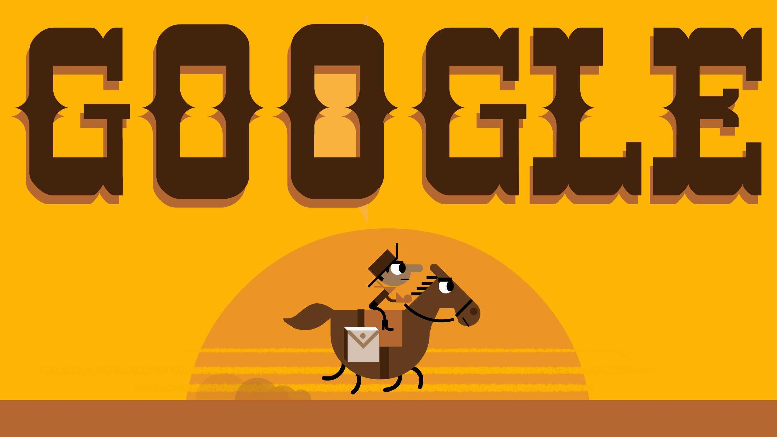 Take a virtual ride on the Pony Express with videogame