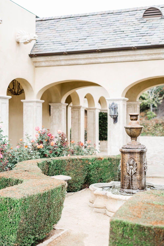 Hidden Castle, a European Style Wedding Venue in Rancho