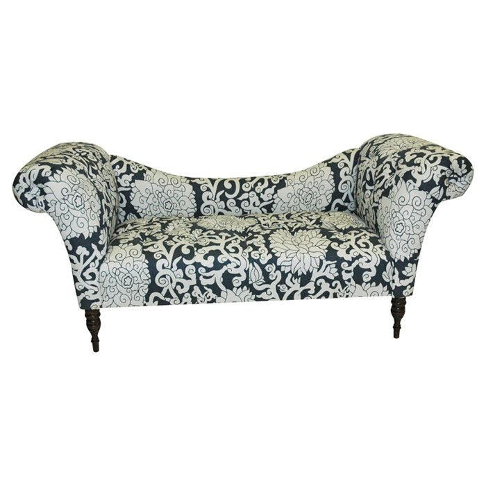 Athens Settee Home Sweet Home Tufted Chaise