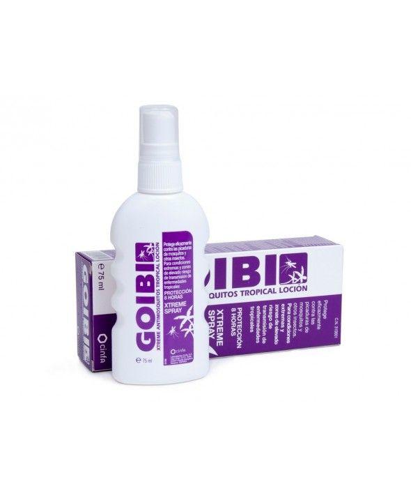 Protege eficazmente contra las picaduras de mosquitos y otros insectos. Para condiciones extremas y zonas de elevado riesgo de transmisión de enfermedades tropicales.