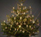 Kabellose Weihnachtskerzen LED Test
