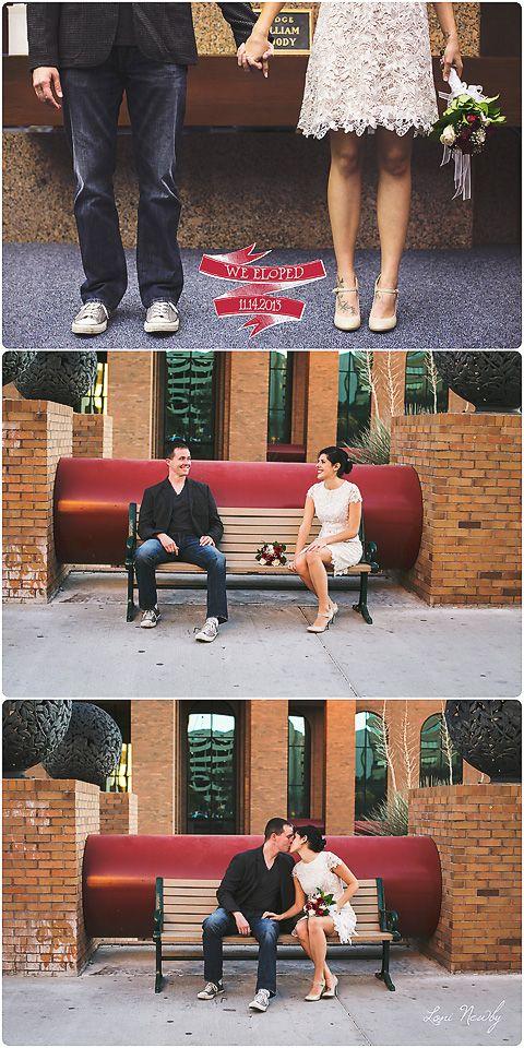 Eloped: Announce it!  http://www.LoniNewbyPhotography.com  https://www.facebook.com/LoniNewbyPhotography