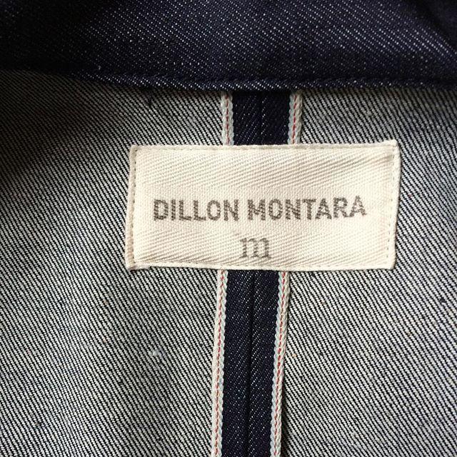 #dillonmontara #rawdenim #girlfriendjacket #selvedge #detail #handcrafted #madeinusa #stufffinegoods #denimjacket #selvedgesunday