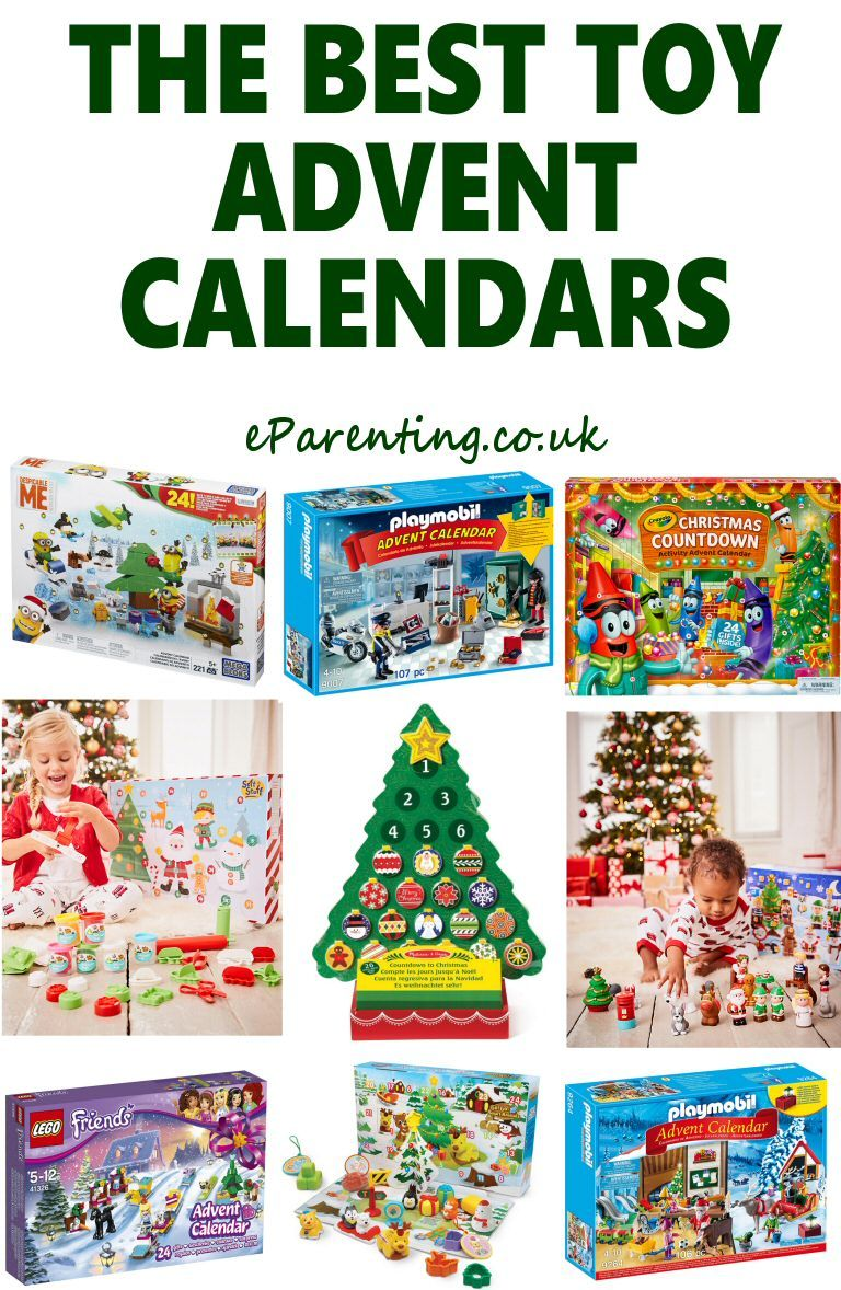 Best Toy Filled Advent Calendars For Kids 2020 Advent Calendars