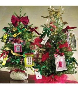 12 pins project giftable trees i think these would be really gift card tree more negle Choice Image