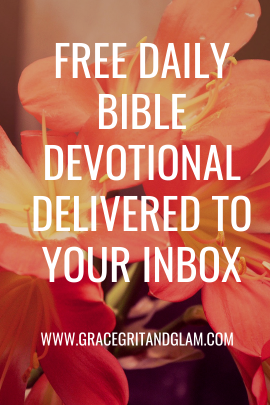 FREE Daily Bible Devotional Receive a scripture, devotional and prayer delivered right to your email inbox each day.