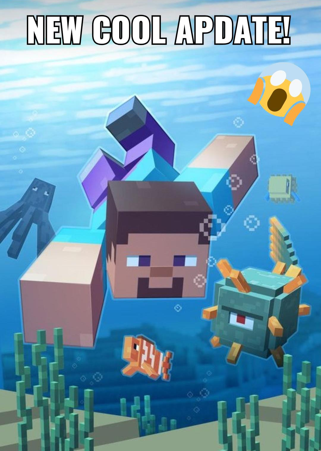 IM GONNA PLAY ALL DAY EVERY DAY !!!!! Minecraft anime