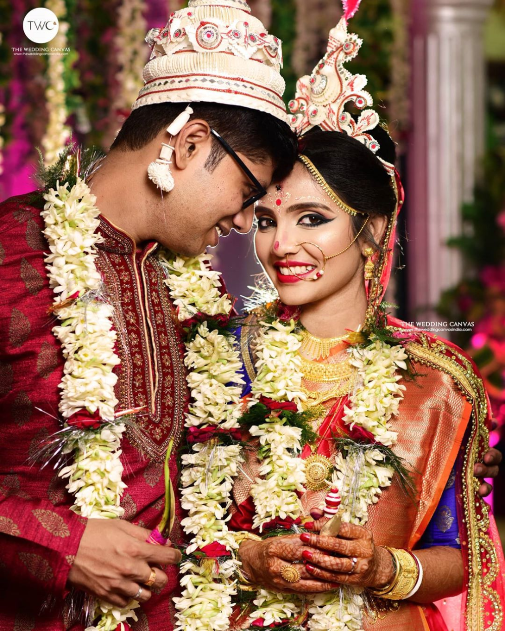 Bookmark These Most Auspicious Bengali Marriage Dates In