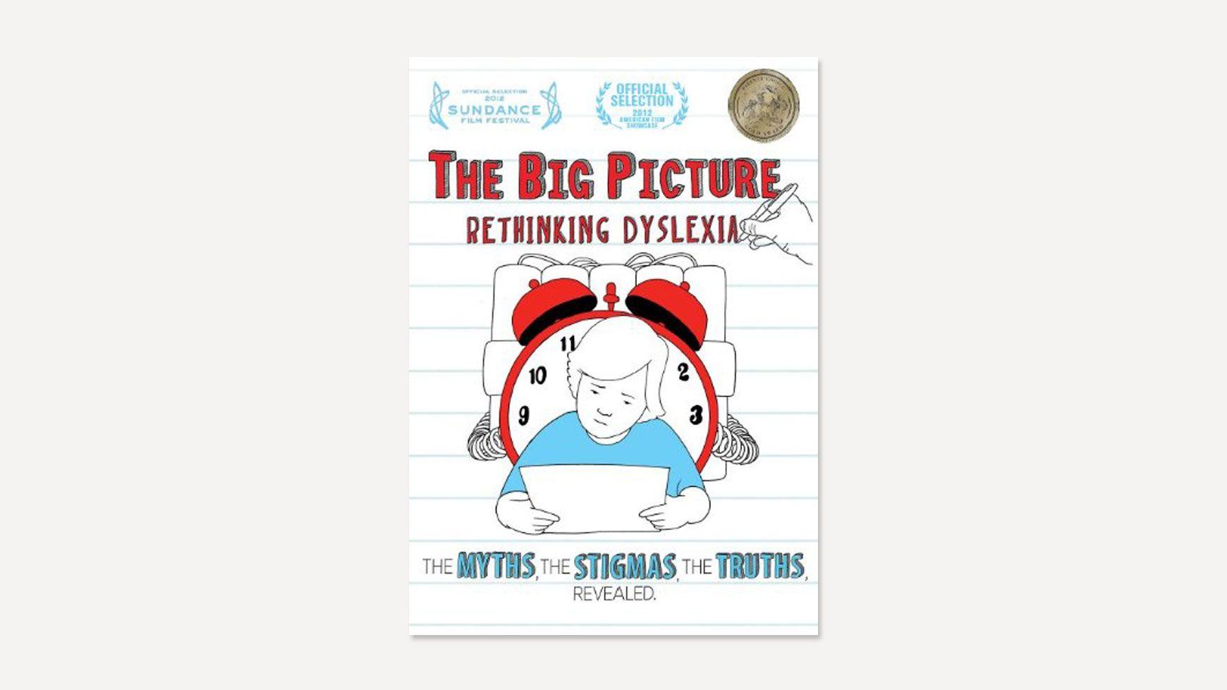 8 películas que hablan acerca de la dislexia