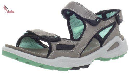 All Out Blaze Sieve - Chaussure de randonnée - Montante - Homme - Gris (Castle Rock)/Vert (Green Oasis) - 50 EUMerrell Q7xXZZBQi