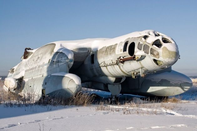"""12 chiếc máy bay có hình dáng """"không thể tin nổi"""""""