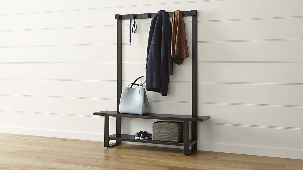 About Us Entryway Bench Storage Coat Rack Bench Hallway Coat Rack