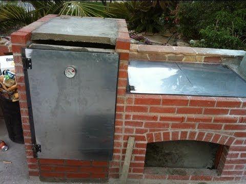 Construccion de parrilla y horno youtube parrillas - Parrillas y hornos a lena ...