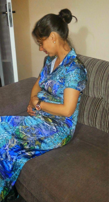 FEMINA - Modéstia e elegância (por Aline Rocha Taddei Brodbeck): Resenha: vestido longo Lara Bless