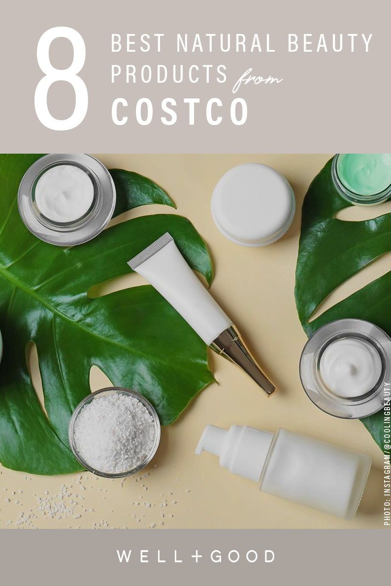 The 8 Best Natural Beauty Products At Costco With Images