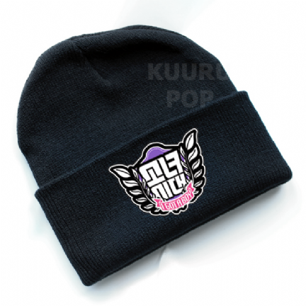 Girls' Generation Beanie - Black  A must-have for all SONEs, this beanie is perfect for keeping comfy and warm in style. It features Girls' Generation's 'I Got A Boy' crest logo against a black background.  - One size only. - Beanies should fit everyone age 10 and up (including adults), but are not recommended for larger heads. - High-quality print.