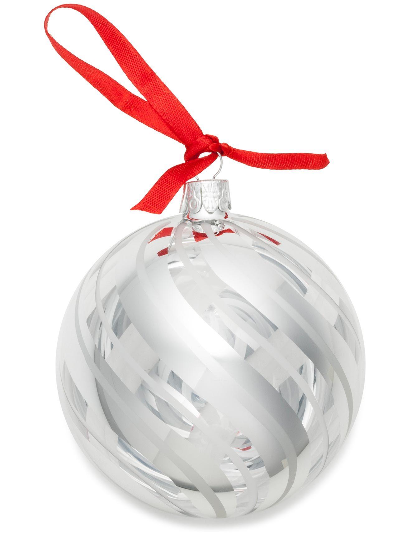 christmas shop candy cane ornament 8cm at david jones store christmas baubles decorations - Candy Cane Christmas Shop