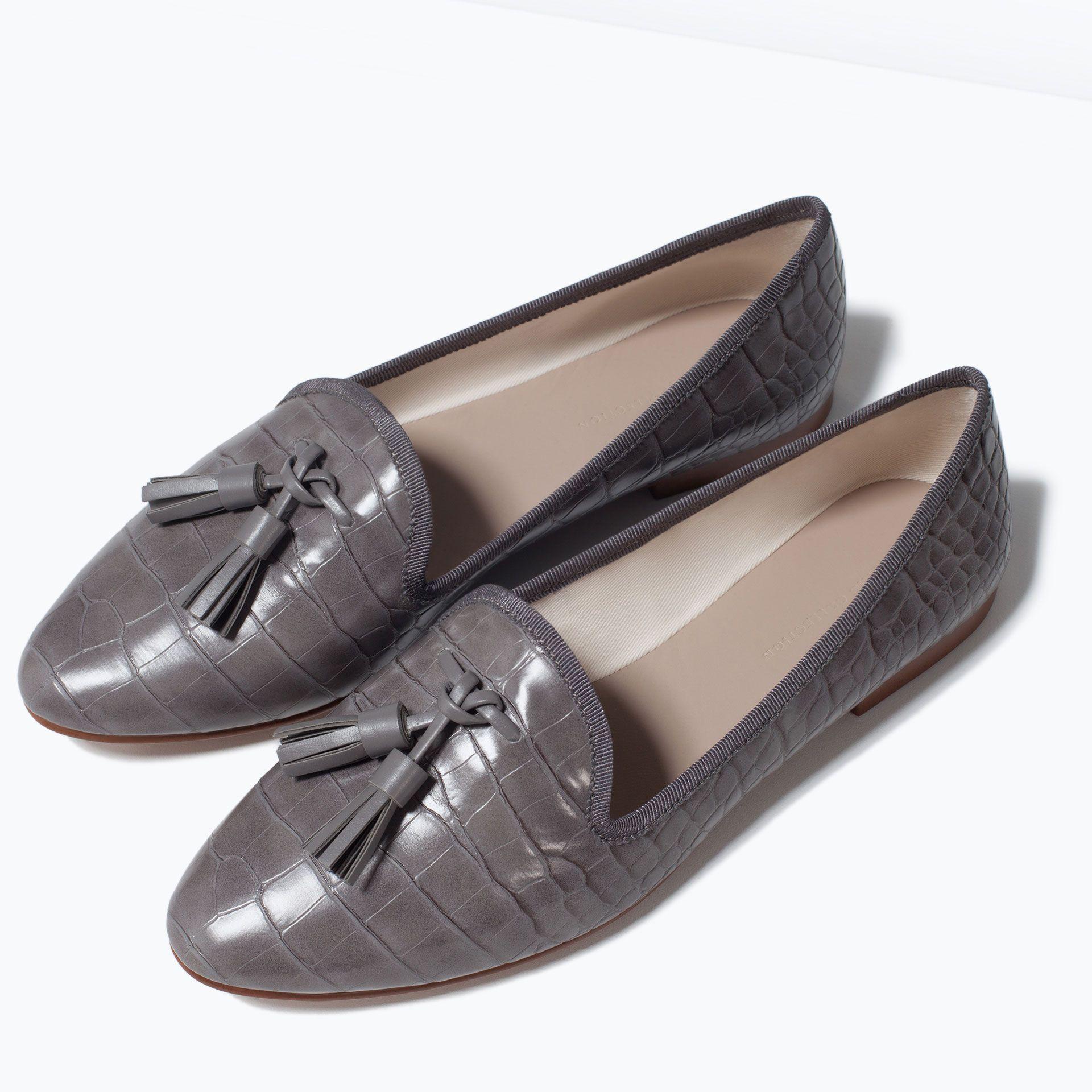 Pantofle Z Fredzlami Buty Kobieta Schuhe Damen Flache Schuhe Damen Frauenschuhe