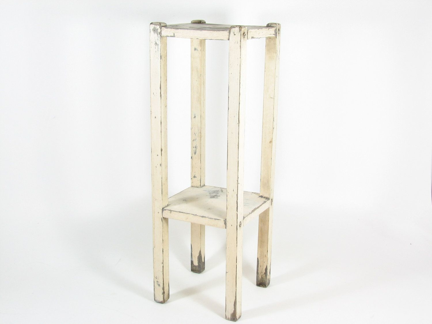 Delightful Narrow Tall Side Table