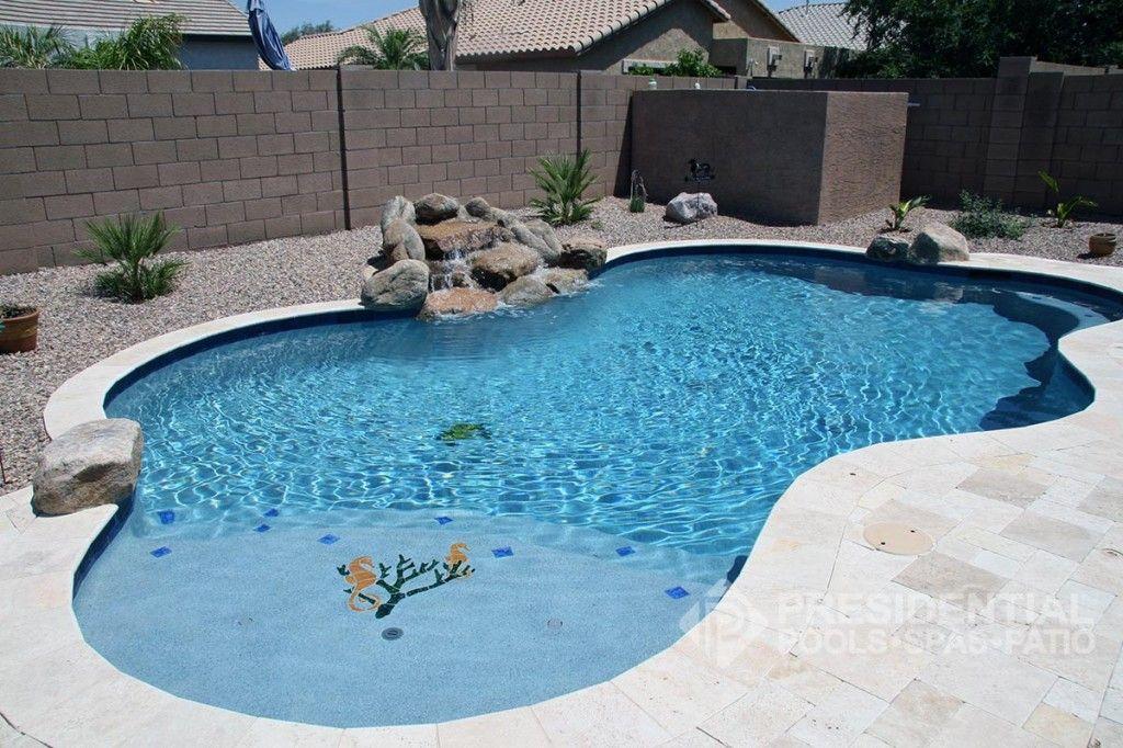 Custom Pool Gallery Pools Backyard Inground Swimming Pools Small Pool Design