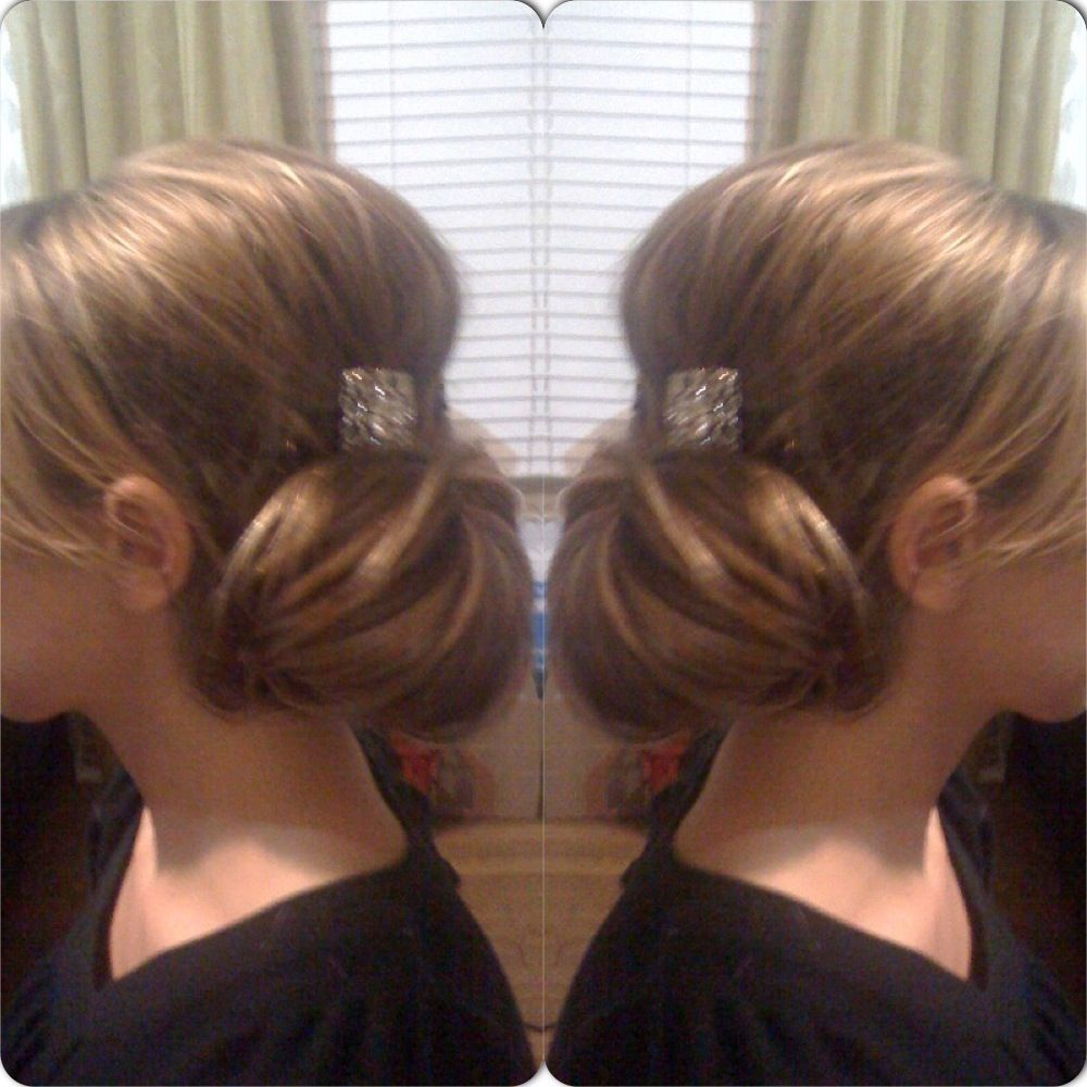 bridal updo: clean low bun | h a i r | pinterest | bridal updo