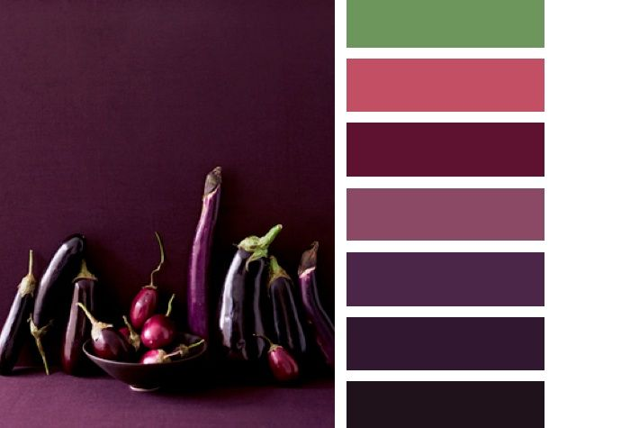 Garden Centre: Fall Forecast: Is Eggplant The New Black In Color Trends