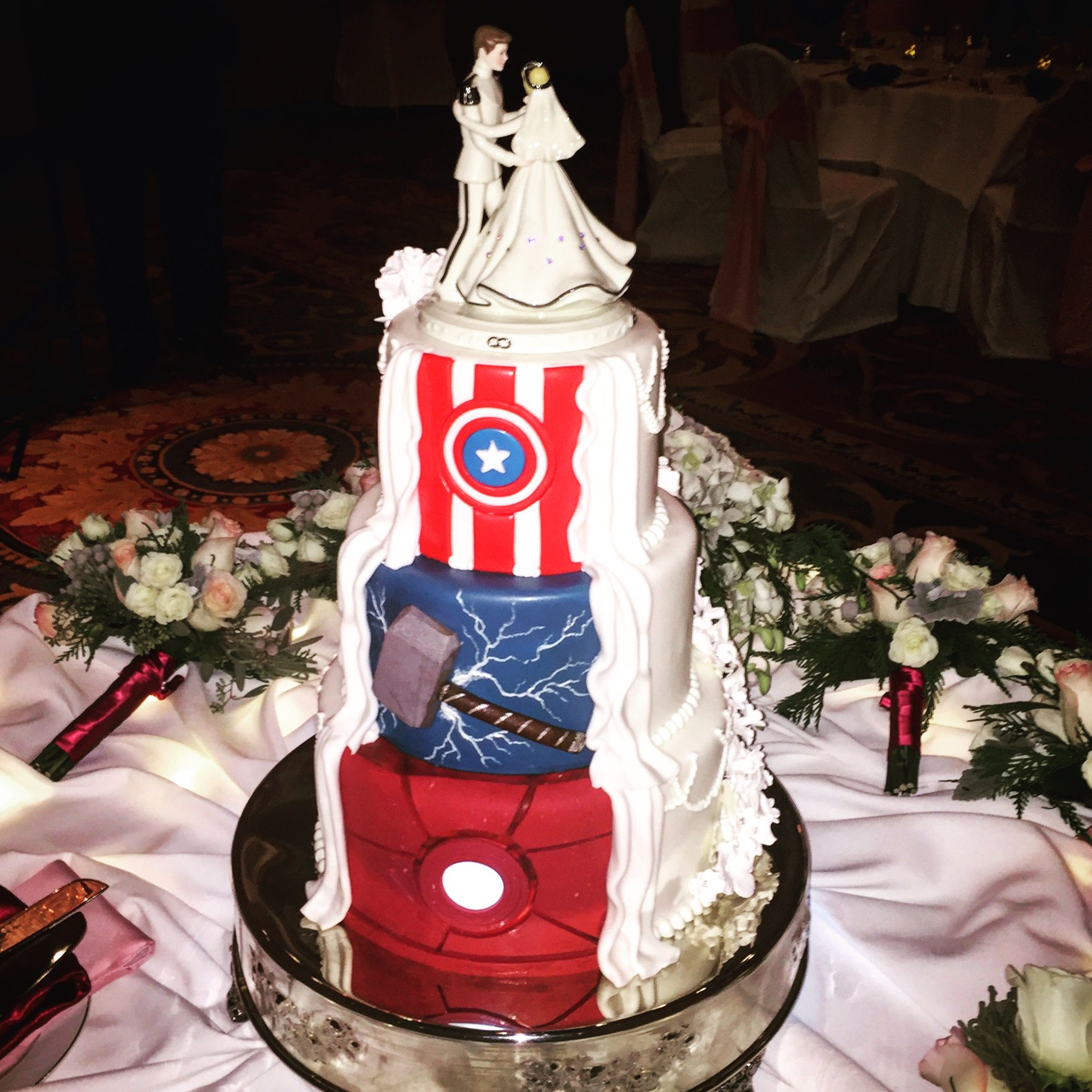 fake wedding cakes orlando fl what orlando dj doesn t an quot undercover quot wedding cake 14139