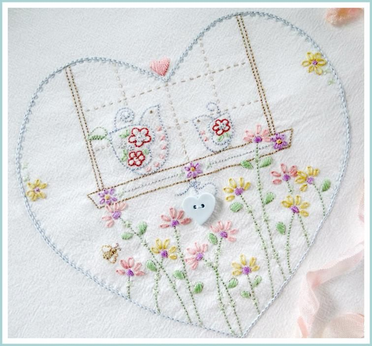 Mother Love | Embroidery and Stitching patterns | Pinterest | Bordado