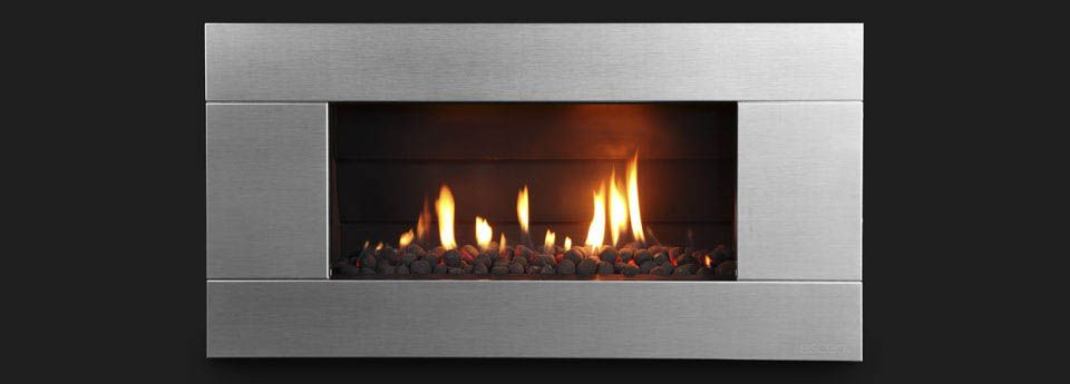 glass rocks for gas fireplaces. Escea ST900 Gas Fireplace With Stainless Steel Fascia And Black  Sophisticated Material Burning of Glass Rocks Scintillating For Fireplaces Pictures Best fruitesborras com 100 Images