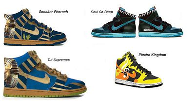customize your sneaker