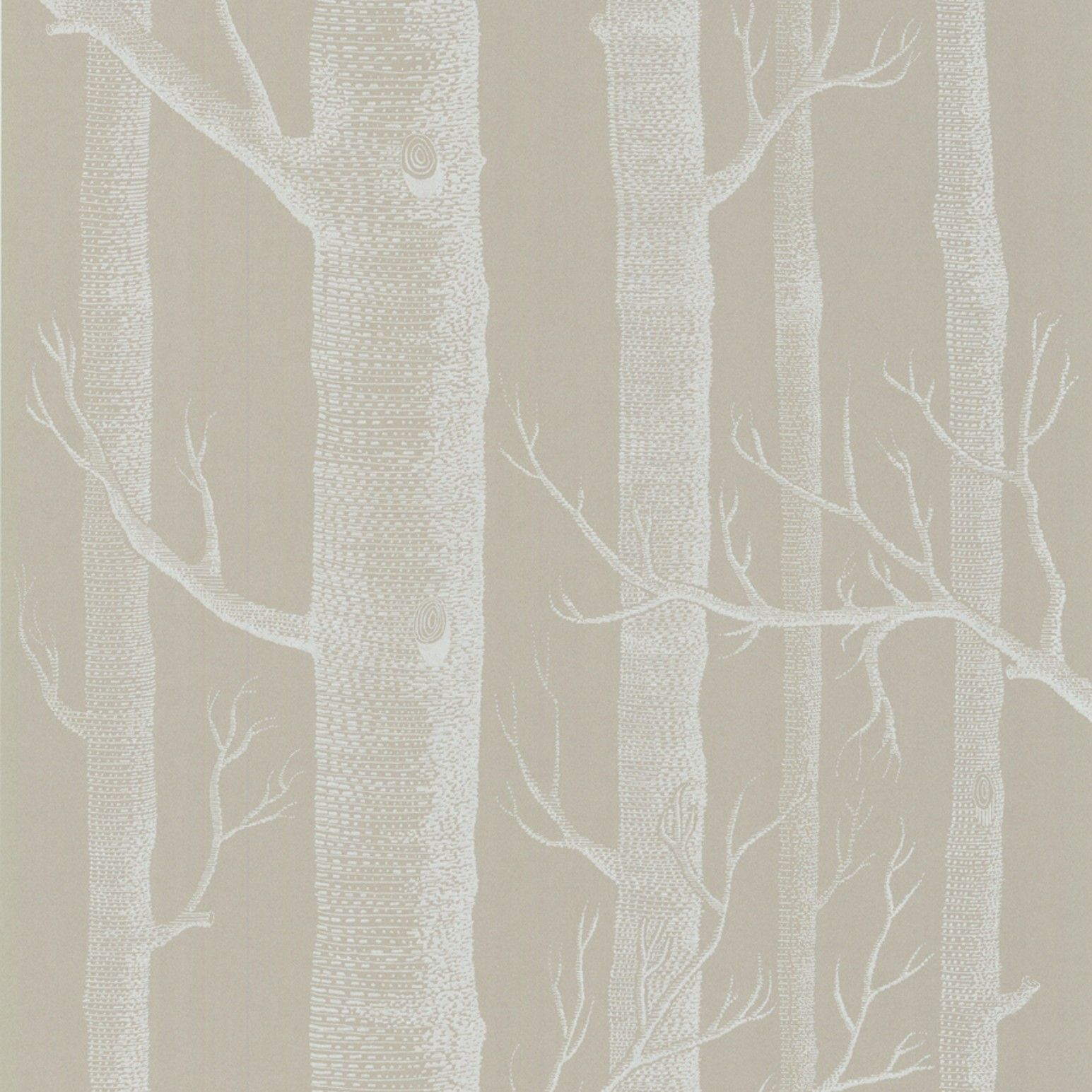 Elegant Cole U0026 Son Woods Wallpaper At John Lewis