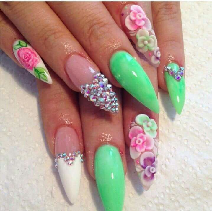 Pin by Ruby Perez on Nails | Pinterest