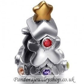 http://www.pandorajewelrybuy.co.uk/enchanting-pandora-silver-and-gold-christmas-tree-bead-charm-stores.html#  Beautiful Pandora Silver And Gold Christmas Tree Bead Charm Sales