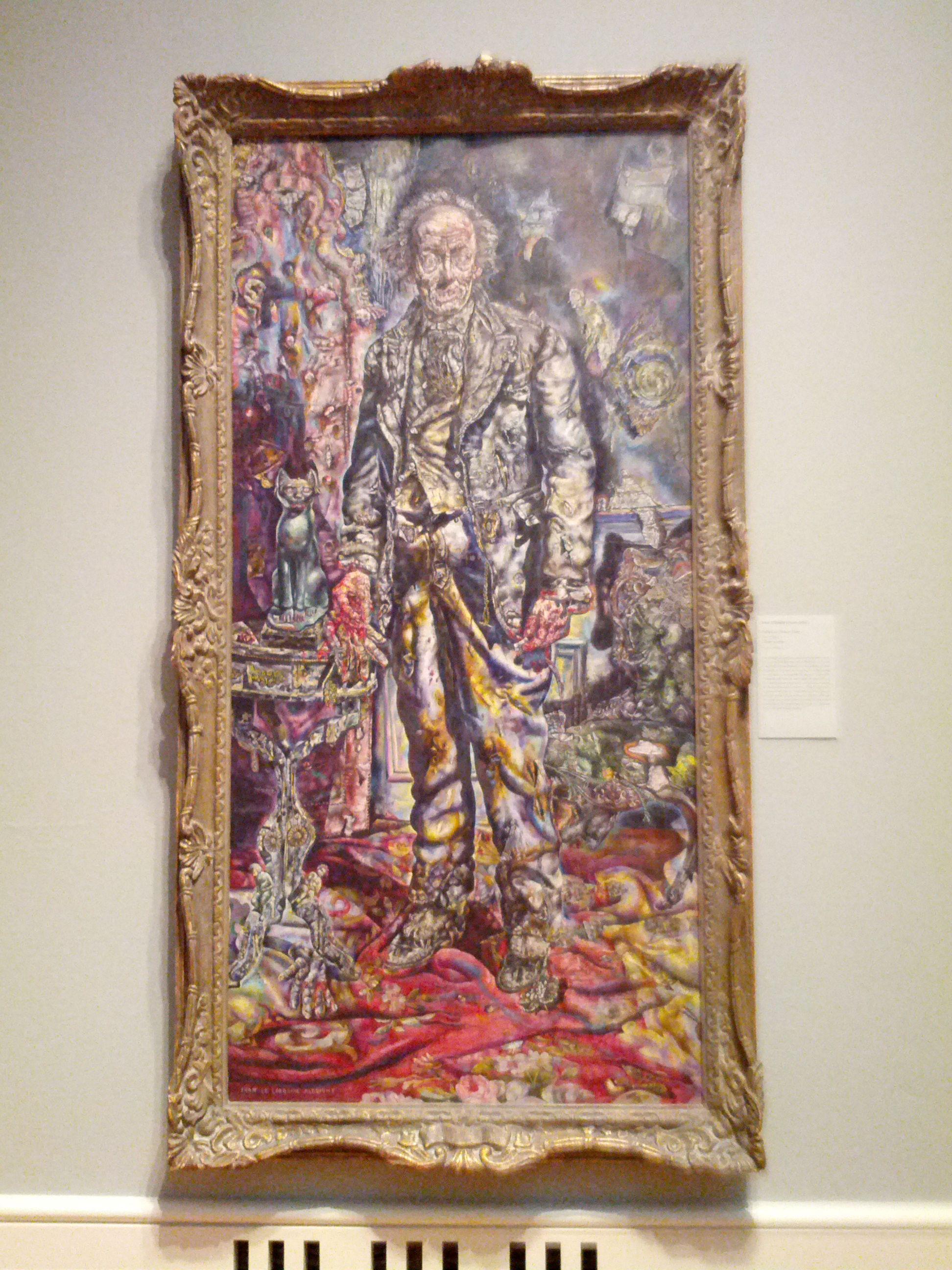 Image result for portrait of dorian gray chicago art institute