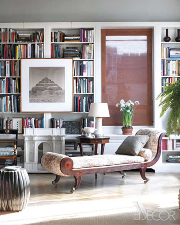 Elle Decor Bookshelves: CHAISE LONGE Dormeuse Elle Decor