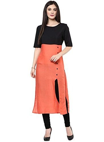 Kleid orange amazon