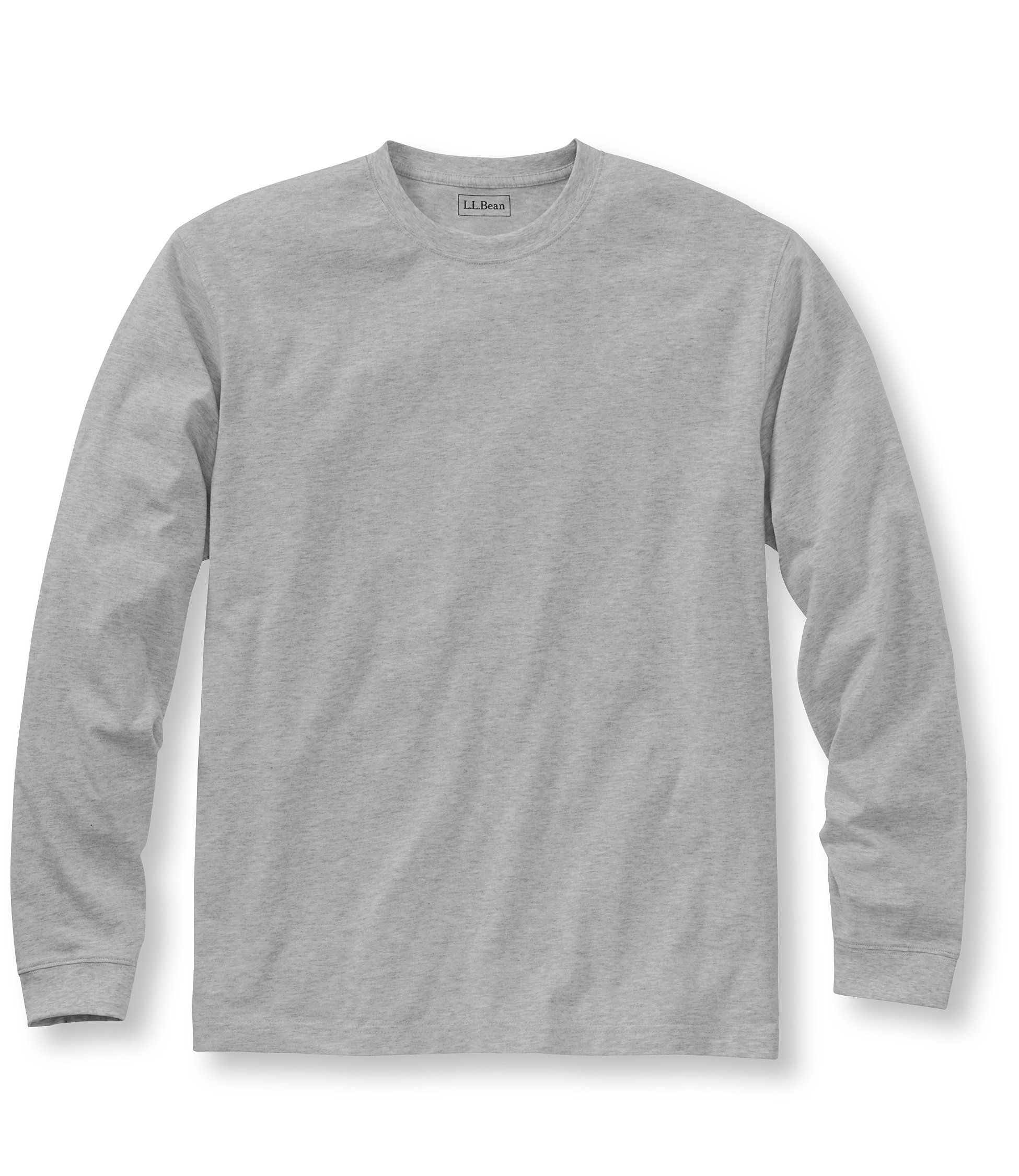 af016789dfd0 Carefree Unshrinkable Tee, Traditional Fit Long-Sleeve Mens Tees,  Traditional, Mens Fashion