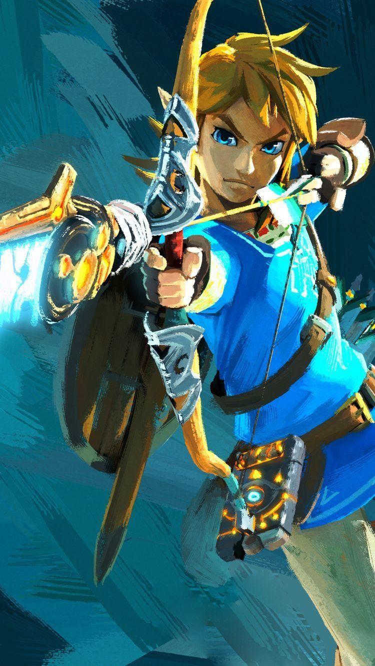 Wallpaper Zelda Breath Of The Wild En 2020 Image Jeux Dessin Zelda Fond Ecran Zelda