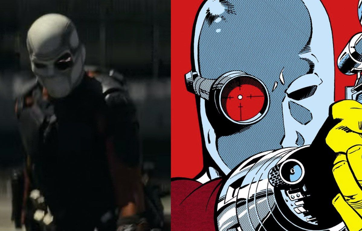 Will Smith is Deadshot.