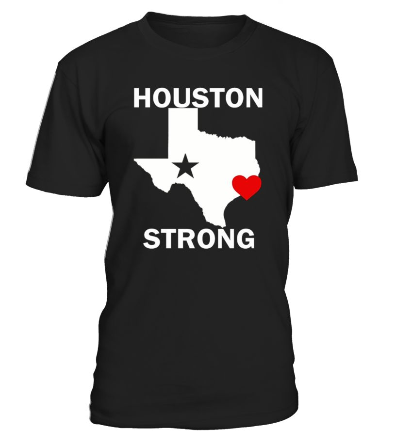 Support and Love of Houston Tshirt