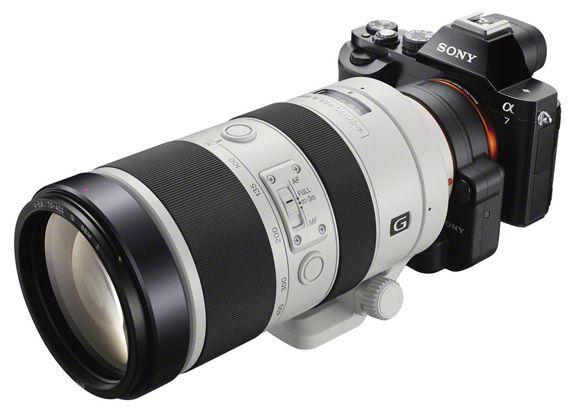 Sony Alpha a7/a7R - World\'s First Full-Frame Mirrorless Digital ...