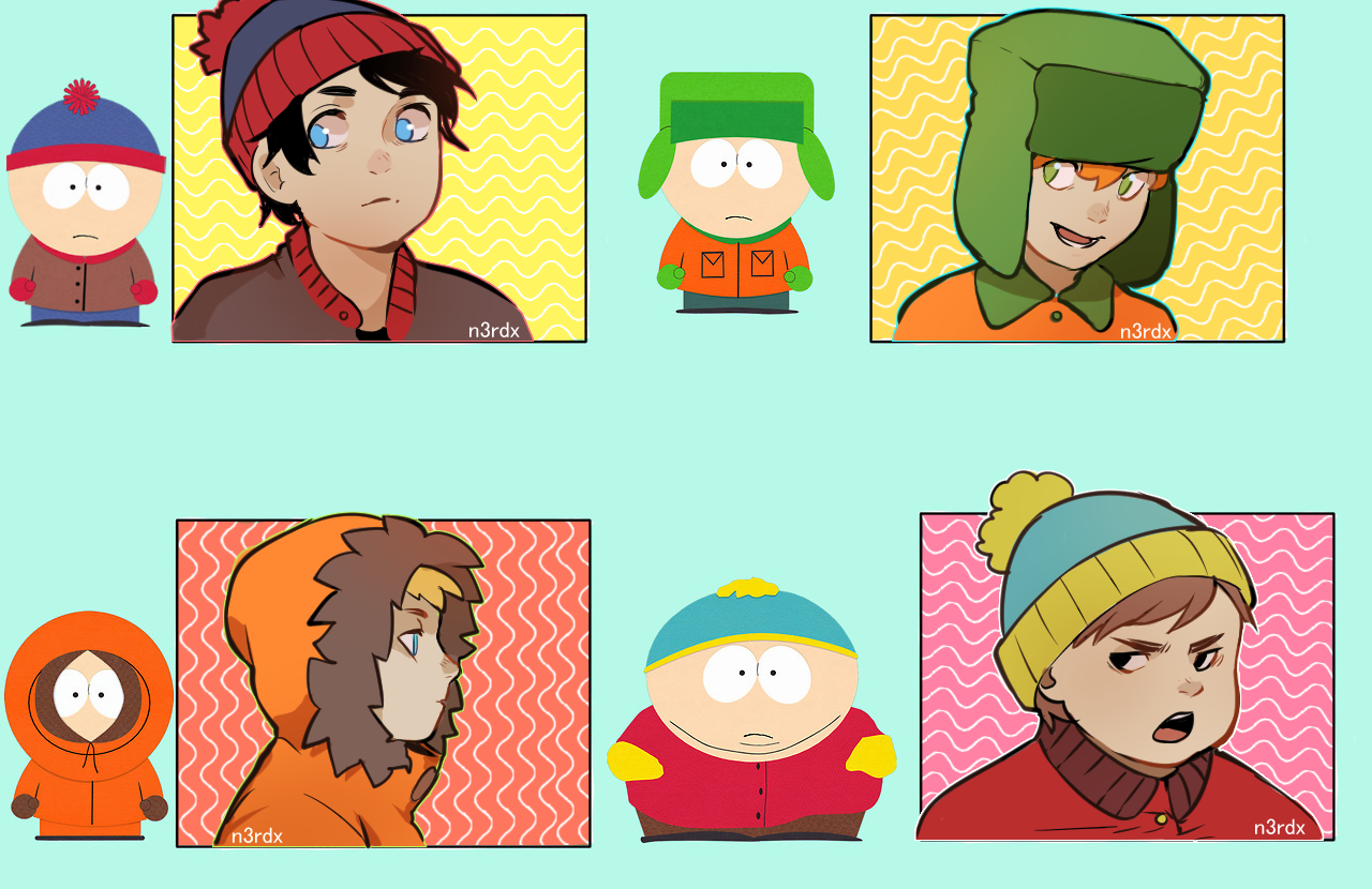 Filled Some Of The Sp Style Memes Maybe I Ll Do More Later Find Them Here And Here Meme From Emisatoe A South Park Anime South Park Memes South Park Fanart