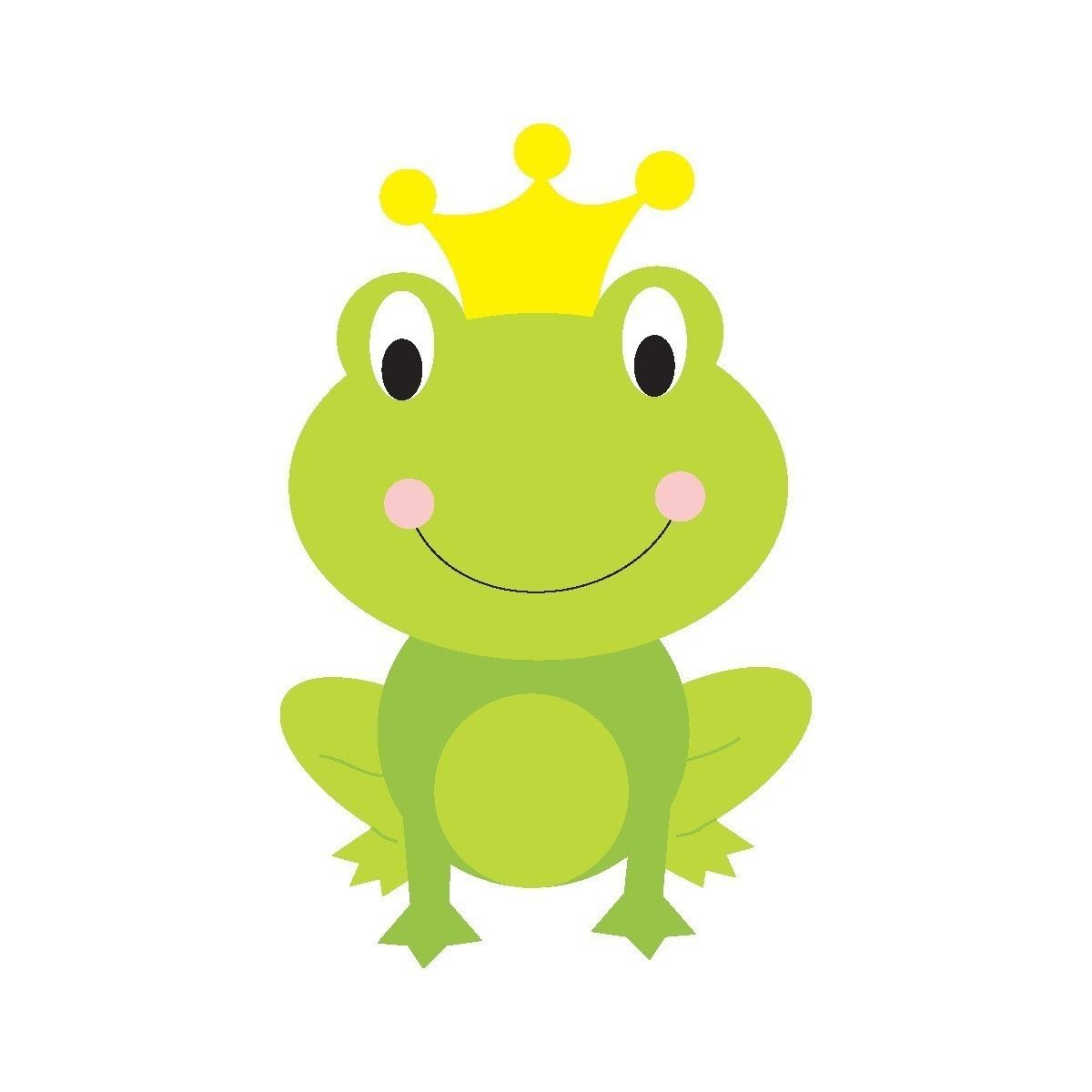 are you a frog or a prince frogs and birthdays rh pinterest com frog prince clipart black and white frog prince clipart