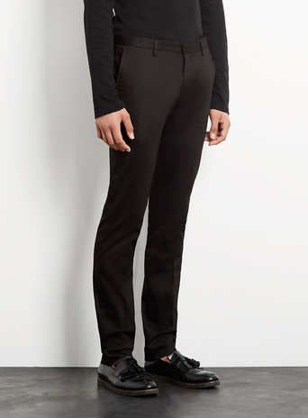 Black Ultra Skinny Dress Pants Topman