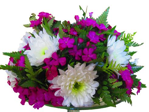 Centro de mesa con flores naturales centros de mesa para eventos sociales y empresariales - Centro de flores naturales ...
