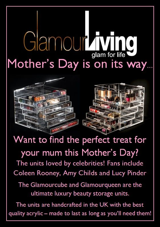 The Perfect Gift for Mother's Day - http://glamourliving.co.uk/2014/03/looking-for-the-perfect-gift-for-mothers-day/
