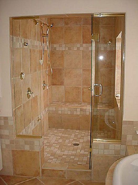 Luxury Bathroom Shower Ideas | ... Bathroom Shower Designs: Luxury ...