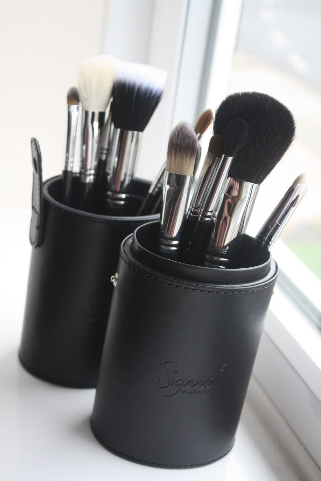 CONTEST Time!! ENTIRE Sigma Brush Set Giveaway!! | makeup