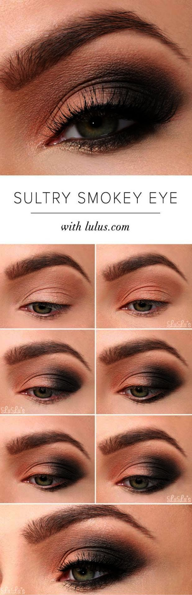 now that's sweet - natural prom makeup for hazel eyes